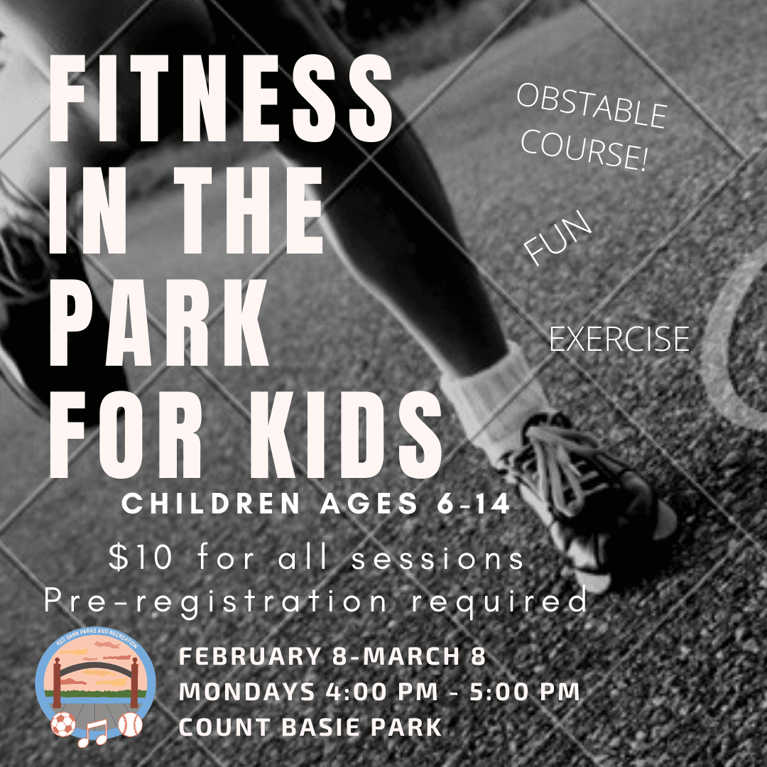 fitness in the park for kids